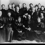 Susan B. Anthony and Mormon Women Suffragists. The Nation and the Suffrage Movement underestimated the LDS Women and their faith. The LDS women wanted and got the right to vote. They just did not see themselves as oppressed by the men in The Church. LDS women have always been underestimated by those who do not understand the Gospel of Jesus Christ. We have always been independent and strong. We know our value to Christ and His Church. Never forget that.