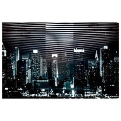 Remedy Canyon Gallery 'Excelsior Night' Canvas Art