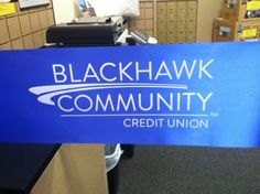 Custom Wide Ribbon for Ribbon Cutting