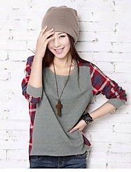 Cheap blouse floral, Buy Quality shirt barcelona directly from China blouse black Suppliers: Winter Blouses For Women Blusas De Inverno Women Plaid Casual Blouse Long Sleeve Plaid Loose Shirt Tops Plus Size Clothes Refashion, Diy Clothing, Sewing Clothes, Refashioned Clothes, Clothing Accessories, Diy Fashion, Ideias Fashion, Fashion Tips, Street Fashion