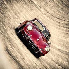 Porsche 356 at Monza                                                       …