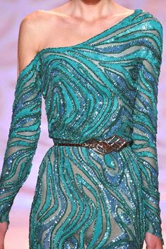 """patternprints journal: PRINTS, PATTERNS AND DETAILS INTO """"COUTURE"""" WOMAN COLLECTIONS FALL/WINTER 2014-15 / Zuhair Murad."""