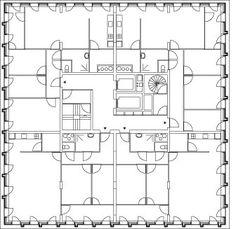 Speicherhaus-Architektur - Bauen mit Backstein