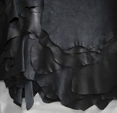 Sorensen Leather supplies the best high quality leather hides for furniture and interior design. Trade Show, Ballet Skirt, Ruffle Blouse, Black And White, Fritz Hansen, Leather, Shoe, Colours, Women