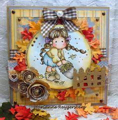 kaarten van Marianne: Nieuwe Challgenge bij DML: Herfst/Autumn