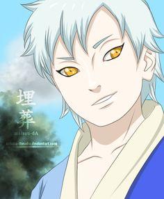 12 Gambar Mitsuki Terbaik Animasi Gambar Naruto