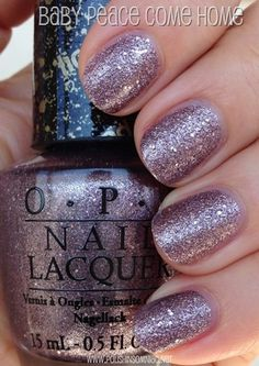 OPI Baby Please Come Home #opi #nails #holiday