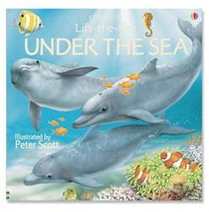 Picture of Under the Sea Lift-the-Flap