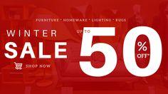 http://www.clicknbuyaustralia.com/ #Winter #SALE 50% OFF #Australia Rug Furniture Lighting Homeware Bedding Sydney Melbourne Perth Brisbane Canberra Darwin