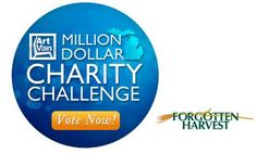 Support our mission by voting today and every day through 5/30 in the Art Van Furniture Charity Challenge. Simply click on http://artvancharitychallenge.com/