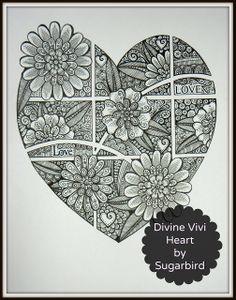 Sugarbird - Divine Vivi Heart