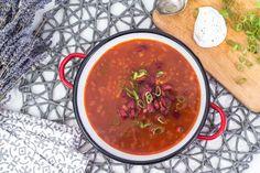 Chili bean soup