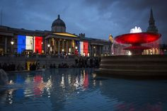 The National Gallery in London, England, UK ~Rob Stothard/Getty Images