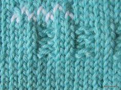 Tarim Stitch / Coptic Stitch,  -/-O F1B1
