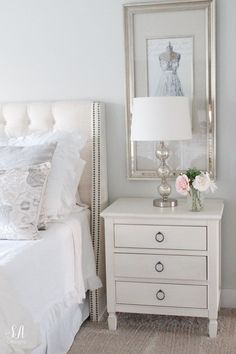 Master Bedroom Summer Refresh
