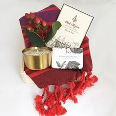 Holiday gift box for mom, sister, friend, corporate, clients.