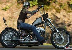 Steel Cowgirl...ride on sister!  https://www.facebook.com/harleydavidsonlongbranch
