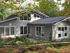 Haus auf einer Ebene – Waldhaus in Worpswede