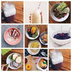 Criei o tag #cafedamanhaNFV com várias ideias e receitinhas que podem servir pro café da manhã pq não precisa ser sempre pão com manteiga e café com leite.  by nutsforveggies