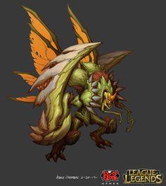 Avery Coleman: League of Legends - Kha'zix