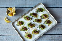 These Oysters ROCK! Oysters Rockefeller recipe on Food52