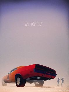 Famous Movie Cars by Nicolas Bannister