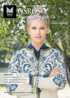 Osroso - Køb billigt her Fair Isle Pattern, Knit Vest, Knitting Needles, Needlework, Knitwear, Knitting Patterns, Knit Crochet, Mens Tops, Inspiration