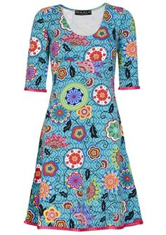 Mania Copenhagen dress STELLA Retroflower
