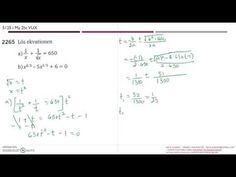 Matematik 5000 Ma 2c   Kapitel 2   Andragradsekvationer   Mer om ekvatio...