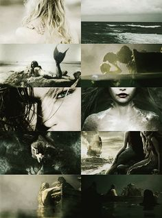 Thistla: The mermaids live close to the shores of the sorcerer's islands. They pray off of pirate- and slave-ships passing between the islands and socialize with the sorcerers on occation. The sorcerers are the only race which still has contact with the merfolk.