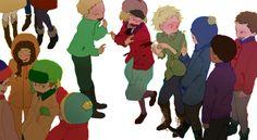 South Park boys ~ fun