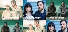 Lovers' Quarrels and Collaborations: 3 Local Couple-Bands Talk about Crafting Music Together … and What They Fight About