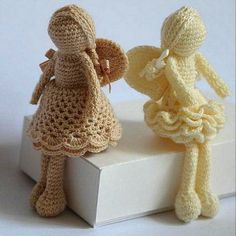 Angeli Amigurumi Tutorial : 1000+ images about Amigurumi on Pinterest Wings ...