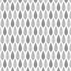 leaves pattern by anna niestroj