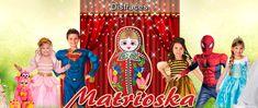 Disfraces Matrioska Costumes