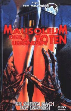 One Dark Night - aka Mausoleum Der Toten Lebenden (1982) Dir Tom McLoughlin German DVD