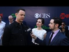 ▶ TCA Summer Press Tour 2015 - Watch Colin Hanks and Zoe Lister-Jones' Red Carpet Interview - YouTube