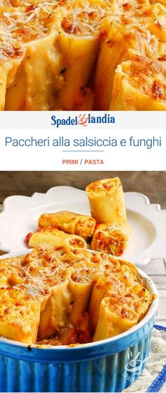 Oven Recipes, Cooking Recipes, Healthy Recipes, Ricotta, Food Humor, Lasagna, Macaroni And Cheese, Buffet, Kitchen Decor