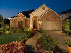 Brick home