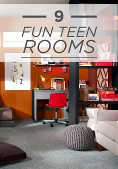 Give Your Kids Room A Fun Personalized Wall Mural That