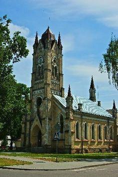 Grodno Lutheran Church, Belarus