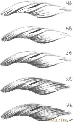 Tutorial: How to Draw Short Hair - Highly Detailed Tutorial with a ton of images and explanations http://rapidfireart.com/2017/01/10/how-to-draw-short-hair-from-the-side/
