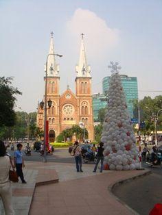 My trip in Ho Chi Minh, Vietnam.