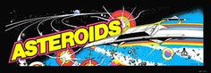 asteroids marquee - Google Search