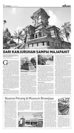 newspapers were launched to Singosari