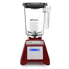 Blendtec TB-631-25 Total Blender, WildSide Jar - Red