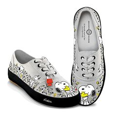 I absolutely do not need these shoes, but I totally want them!!...Happiness Is Friendship Women's Shoes