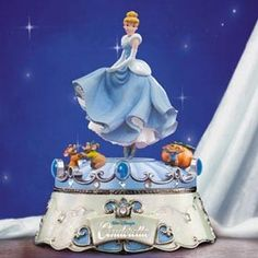 Cinderella Music Box! Cinderella Twirls on Exclusive,...   Shop   Kaboodle
