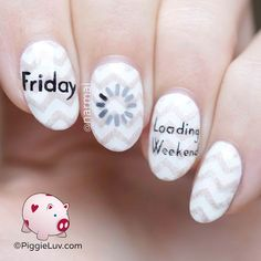 It's FRIDAY!! Just a few more hours (depending on where you are in the world) and you get two whole days of weekend! Enjoy!