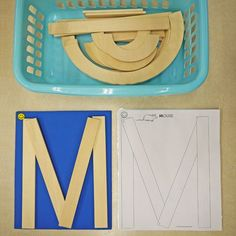 Handwriting Without Tears - making letters